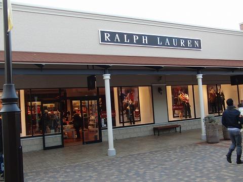 ラルフローレン(Ralph Lauren) 神戸三田プレミアムアウトレット店