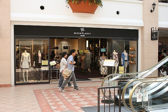 インタープラネット トゥ(INTERPLANET two) 三井アウトレットパーク マリンピア神戸