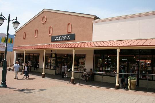 ヴァイスヴァーサ (VICEVERSA) 那須ガーデンアウトレット店