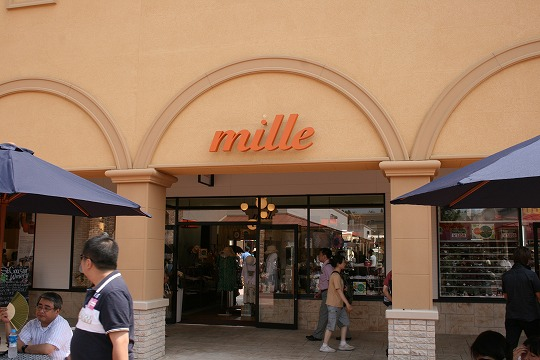 ミル (mille) 那須ガーデンアウトレット店