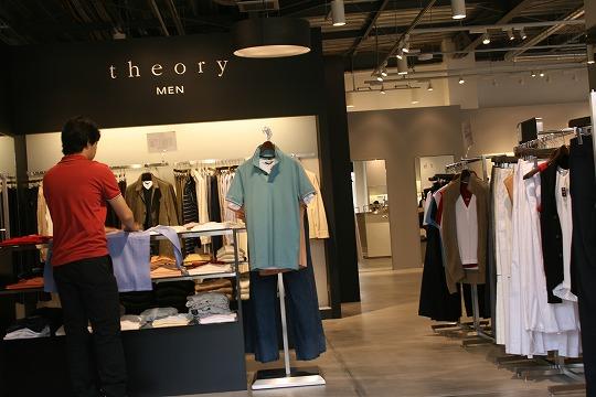セオリー メン (theory) 那須ガーデンアウトレット店