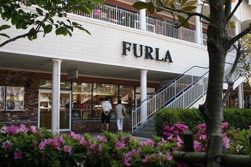フルラ (FURLA)  りんくうプレミアムアウトレット 写真