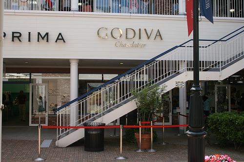 ゴディバ (GODIVA)  りんくうプレミアムアウトレット店 イタリアン