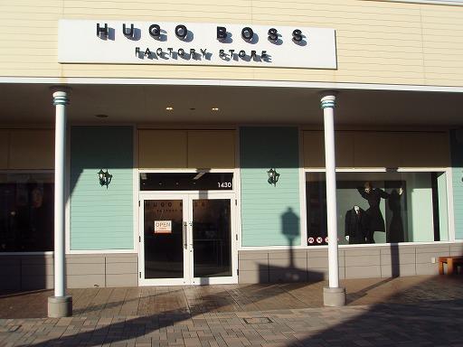ヒューゴ ボス ファクトリーストア(HUGO BOSS FACTORY STORE) 千歳アウトレットモール・レラ