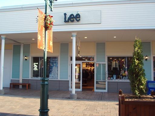 リーショップ(Lee shop) 千歳アウトレットモール・レラ