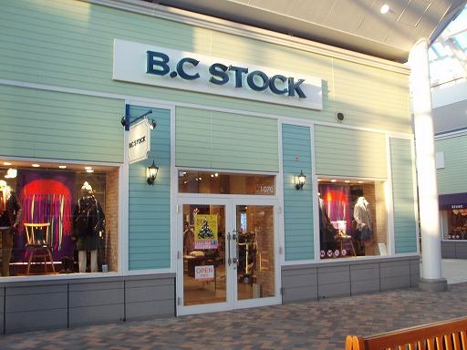 ベーセーストック(B.C STOCK) 千歳アウトレットモール・レラ