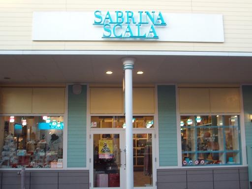 サブリナスカラ(SABRINA SCALA) 千歳アウトレットモール・レラ