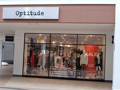 オプティチュード(Optitude) 三井アウトレットパーク入間