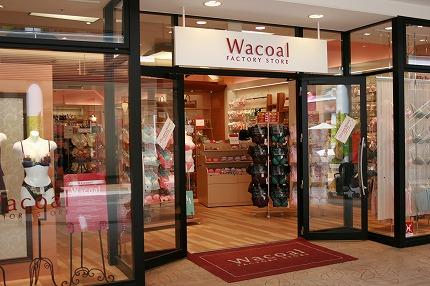 ワコールファクトリーストア (Wacoal FACTORY STORE)  三井アウトレットパーク入間