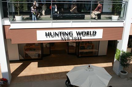 ハンティングワールド(HUNTING WORLD) 三井アウトレットパーク入間