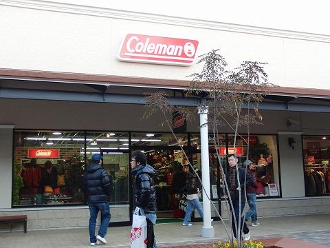 コールマン(Coleman) 神戸三田プレミアムアウトレット店