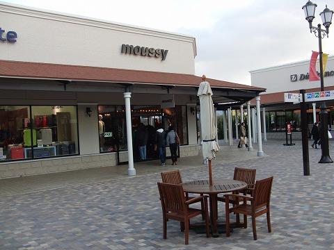マウジー(moussy) 神戸三田プレミアムアウトレット店