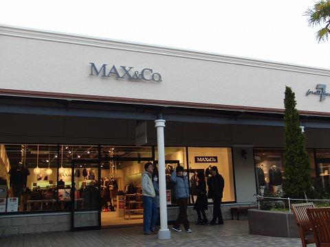 マックス&コー(Max&Co.) 神戸三田プレミアムアウトレット店