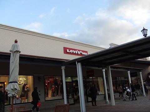 リーバイス(LEVI'S) 神戸三田プレミアムアウトレット店