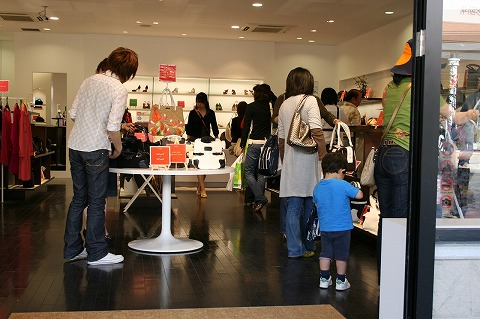 ケイトスペード(kate spade)神戸三田プレミアムアウトレット店