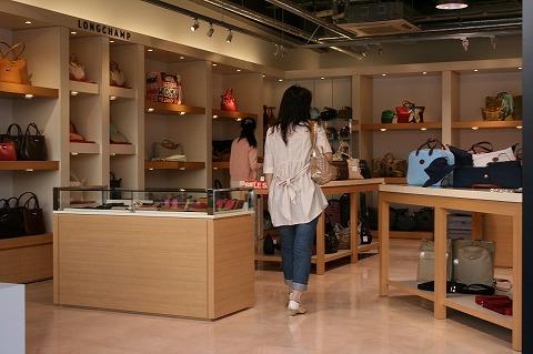 ロンシャン(LONGCHAMP) 神戸三田プレミアムアウトレット店
