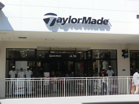 テーラーメイド - アディダスゴルフ(TaylorMade-adidas Golf) 三井アウトレットパーク 倉敷店