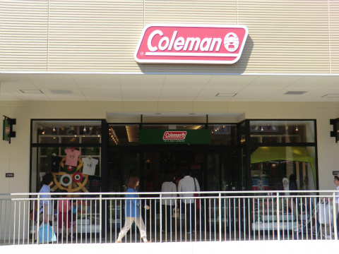 コールマン(Coleman) 三井アウトレットパーク 倉敷店