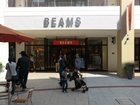 ビームス(BEAMS) 三井アウトレットパーク 倉敷店