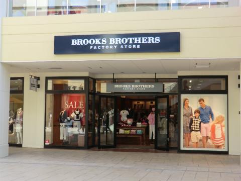 ブルックスブラザーズ (BROOKS BROTHERS)  三井アウトレットパーク 倉敷店