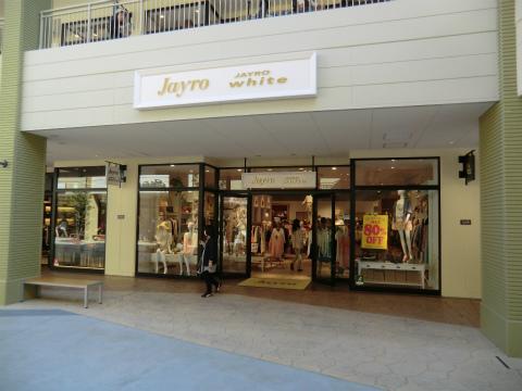 ジャイロ/ジャイロホワイト (JAYRO/JAYRO white)  三井アウトレットパーク 倉敷店