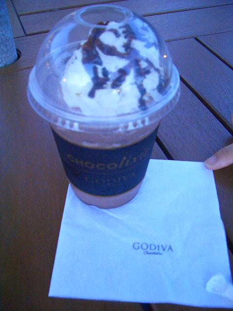 ゴディバ (GODIVA)  りんくうプレミアムアウトレット店 ショコリキサー