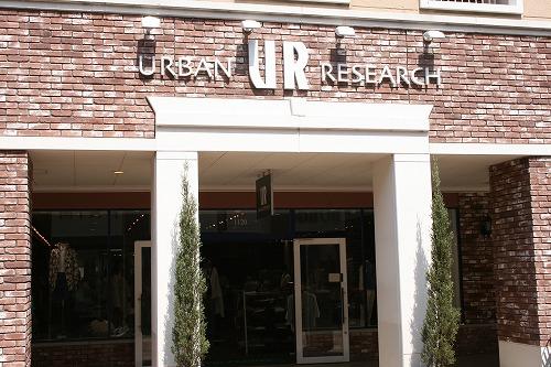 アーバンリサーチ (URBAN RESEARCH)  りんくうプレミアムアウトレット 写真
