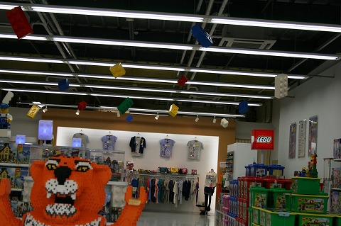 レゴ(LEGO)土岐プレミアムアウトレット