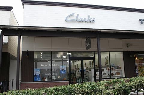 クラークス(Clarks)土岐プレミアムアウトレット