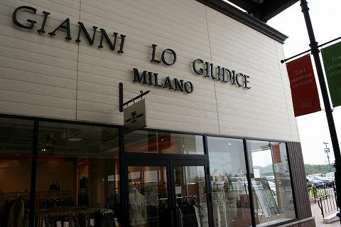 ジャンニロジュディチェ(Gianni Lo Giudice)土岐プレミアムアウトレット
