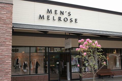メンズメルローズ(MEN'S MELROSE)土岐プレミアムアウトレット