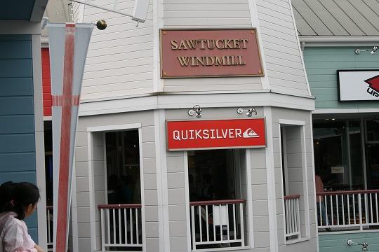 クイックシルバー(Quiksilver) 三井アウトレットパーク横浜ベイサイド店