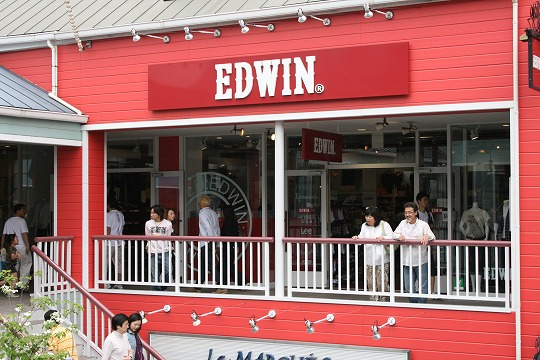 エドウィン(EDWIN) 三井アウトレットパーク横浜ベイサイド店